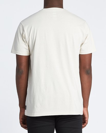 2 Spinner Short Sleeve T-Shirt White M4331BSP Billabong