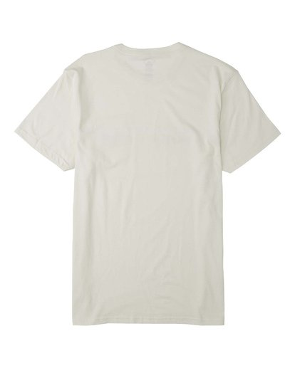 4 Spinner T-Shirt White M4333BSP Billabong