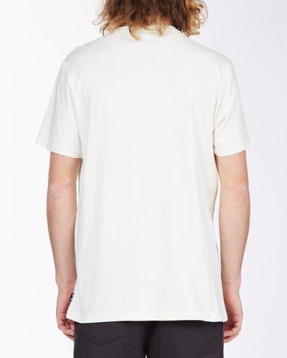 2 Spinner T-Shirt White M4333BSP Billabong