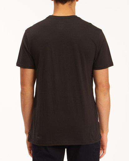 2 Team Pocket T-Shirt Black M4333BTE Billabong