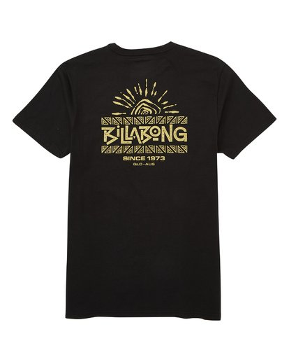 1 Sundaze Tee Black M433TBSU Billabong
