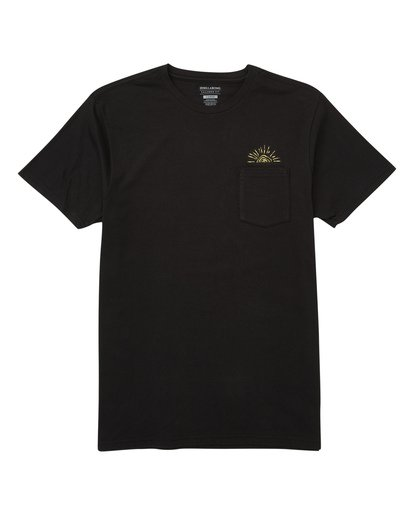 0 Sundaze Tee Black M433TBSU Billabong
