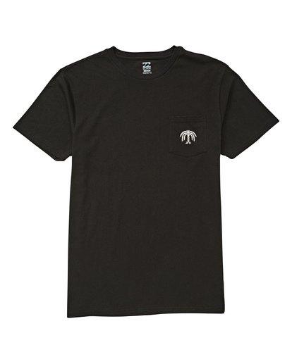 0 Cuzco Short Sleeve Tee Black M433UBCU Billabong