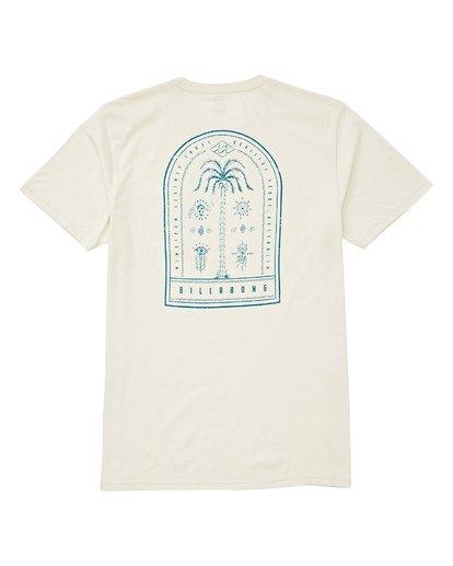 1 Cuzco Short Sleeve T-Shirt White M433UBCU Billabong