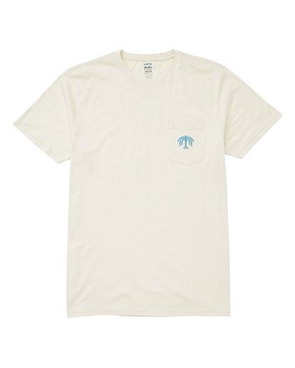 0 Cuzco Short Sleeve T-Shirt White M433UBCU Billabong