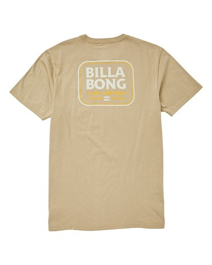 1 Jackson Tee Green M433UBJA Billabong