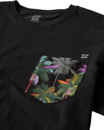 1 Teampocket T-Shirt  M433VBTE Billabong