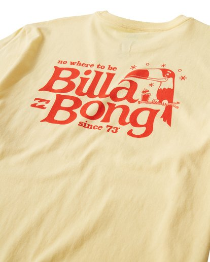 3 Tooky T-Shirt  M433VBTY Billabong