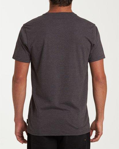 2 Lowtide Short Sleeve T-Shirt Black M433WBLT Billabong