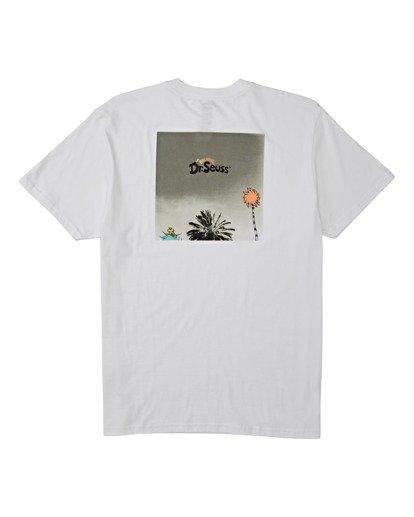 4 Truffula Photo T-Shirt White M4352BTP Billabong