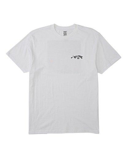 3 Truffula Photo T-Shirt White M4352BTP Billabong