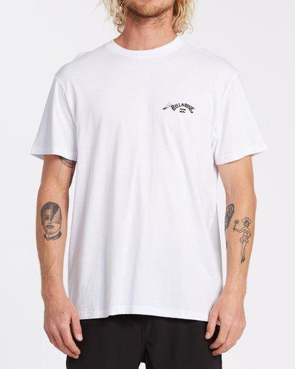 2 Truffula Photo T-Shirt White M4352BTP Billabong