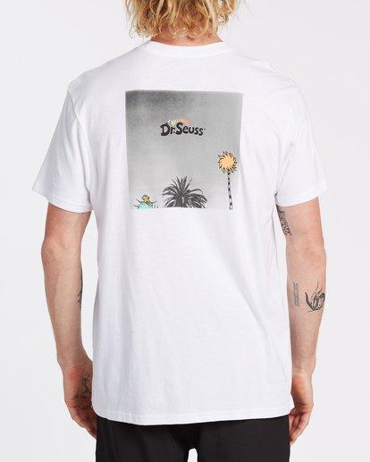 0 Truffula Photo T-Shirt White M4352BTP Billabong