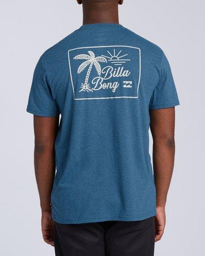 2 Bayside T-Shirt Green M4383BBS Billabong