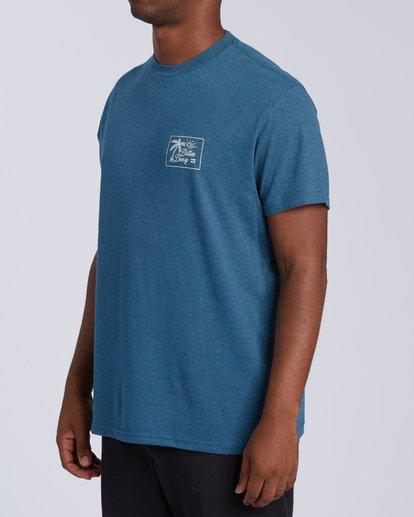 1 Bayside T-Shirt Green M4383BBS Billabong