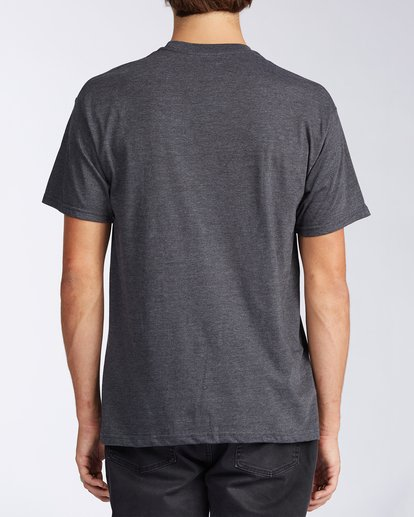 1 Life's Better in Whistler Short Sleeve T-Shirt Black M445CLCW Billabong