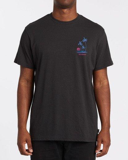 0 EC-Cruiser Short Sleeve T-Shirt Black M4602BEC Billabong