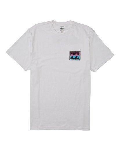 3 EC-Nosara 2 Short Sleeve T-Shirt White M4602BEO Billabong