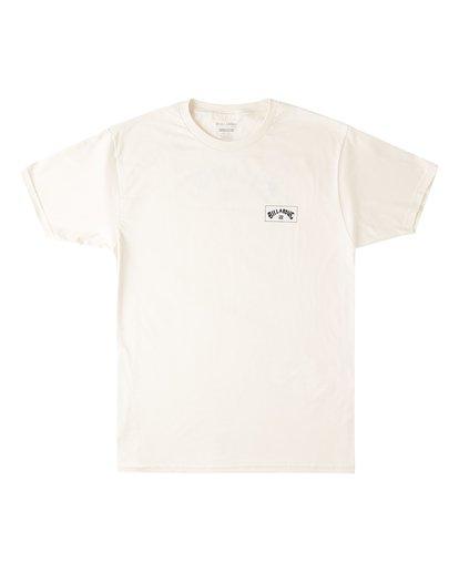 0 Arch Wave Short Sleeve T-Shirt Multicolor M4603BVX Billabong