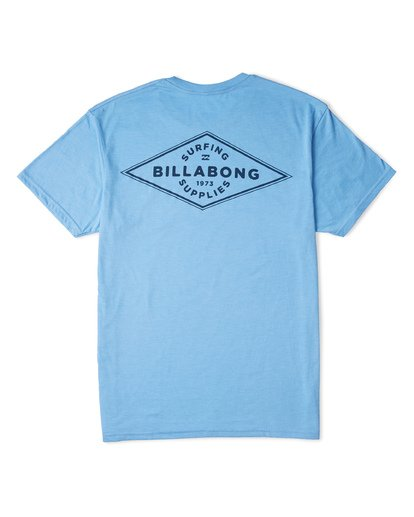 4 Ditch Short Sleeve T-Shirt  M460WBDT Billabong