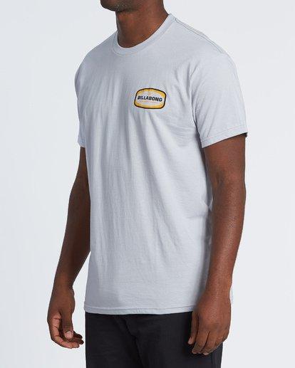 1 Ditch Short Sleeve T-Shirt Grey M460WBDT Billabong