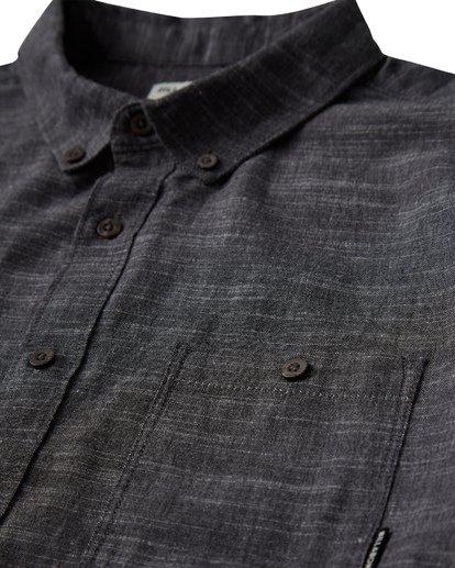 1 All Day Short Sleeve Shirt Black M500TBAL Billabong