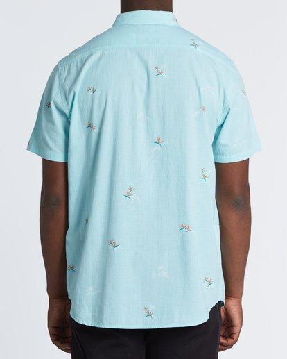 2 Sundays Mini Short Sleeve Shirt Black M5031BSM Billabong