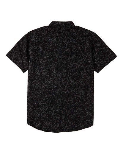 5 Sundays Mini Short Sleeve Shirt Multicolor M5033BSM Billabong