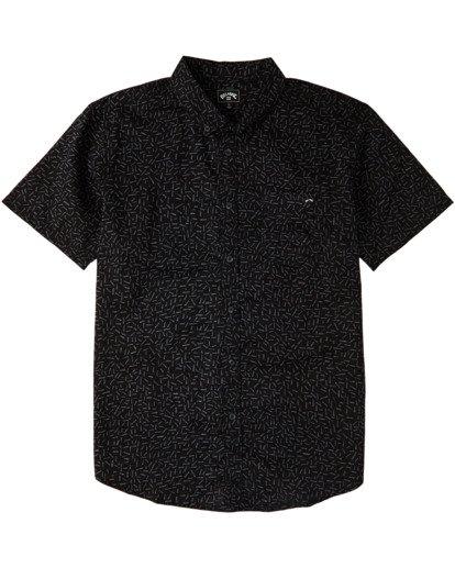 4 Sundays Mini Short Sleeve Shirt Multicolor M5033BSM Billabong
