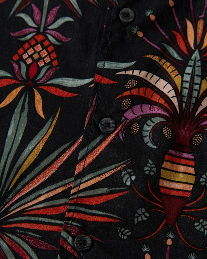 2 Sundays Floral Short Sleeve Shirt  M504VBSF Billabong