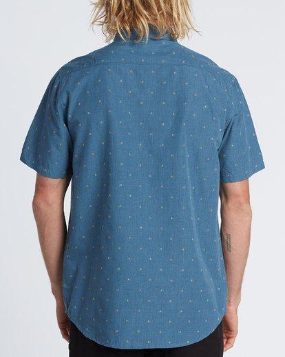 2 All Day Jacquard Shirt Grey M5071BSJ Billabong