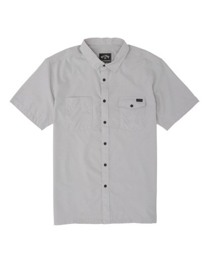 3 A/Div Surftrek Short Sleeve Shirt  M5131BSU Billabong