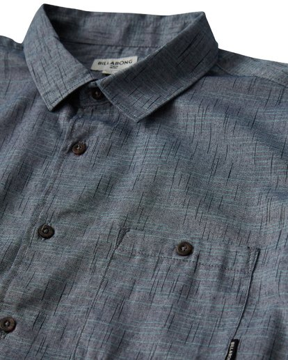 1 Shoreline Short Sleeve Shirt  M514VBSH Billabong