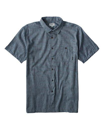 0 Shoreline Short Sleeve Shirt  M514VBSH Billabong