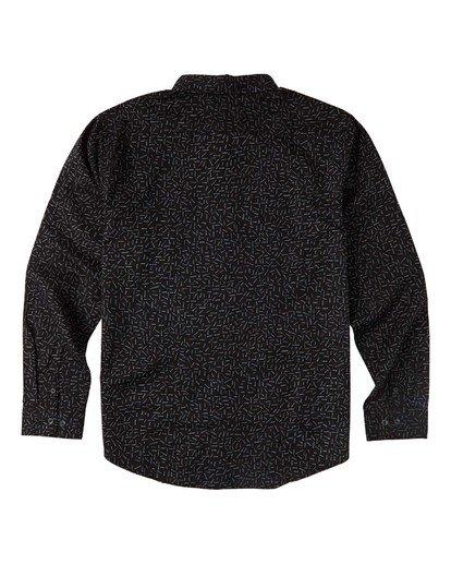 5 Sundays Mini Long Sleeve Shirt Multicolor M5183BSM Billabong