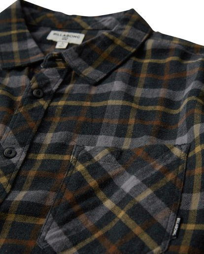 1 Freemont Flannel Shirt  M523VBFR Billabong