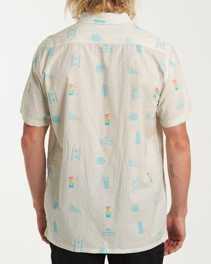 2 Online Short Sleeve Shirt Beige M547WBLA Billabong