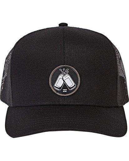 0 Onyaparko Trucker Hat Noir M5CT51BIMU Billabong