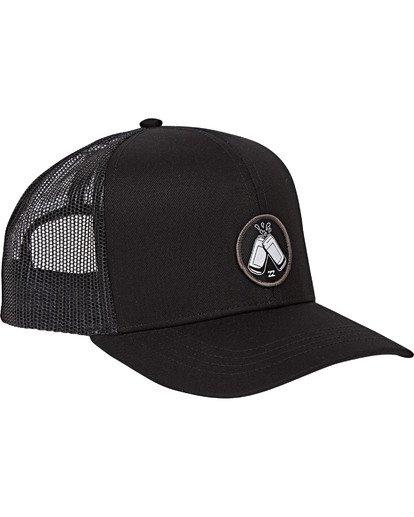 3 Onyaparko Trucker Hat Noir M5CT51BIMU Billabong