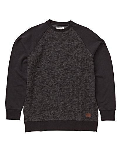 5 Balance Crew Sweater Black M615VBBC Billabong