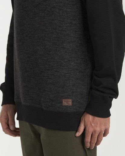 4 Balance Crew Sweater Black M615VBBC Billabong