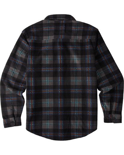 5 Furnace Flannel Black M6273BFF Billabong