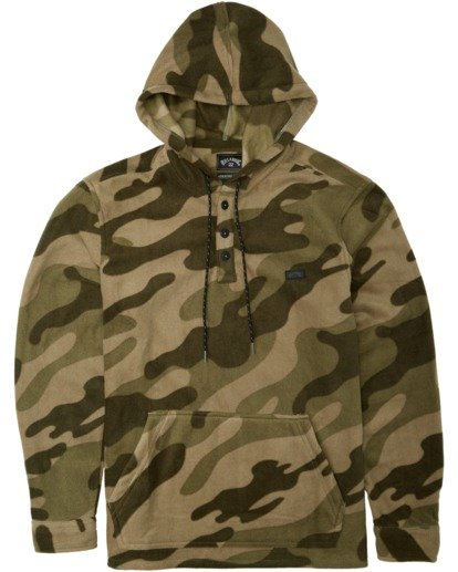 4 Furnace Anorak Black M6333BFA Billabong