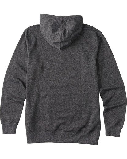 5 All Day Pullover Hoodie Black M6403BAP Billabong