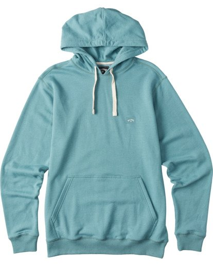 3 All Day Pullover Hoodie Multicolor M6403BAP Billabong