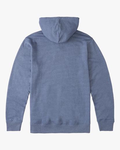 5 All Day Pullover Hoodie Blue M6403BAP Billabong