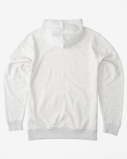 6 All Day Pullover Hoodie Grey M6403BAP Billabong