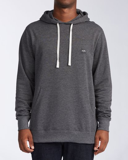 0 All Day Pullover Hoodie Black M6403BAP Billabong