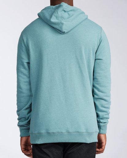 2 All Day Pullover Hoodie Multicolor M6403BAP Billabong