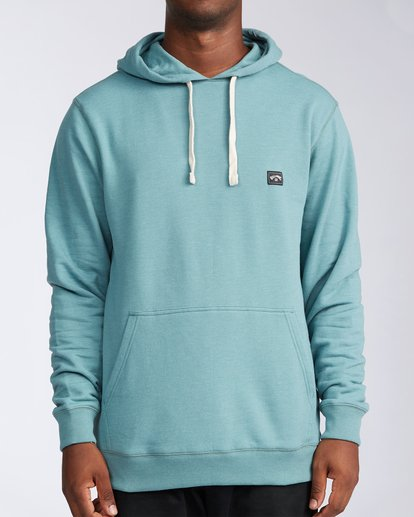0 All Day Pullover Hoodie Multicolor M6403BAP Billabong
